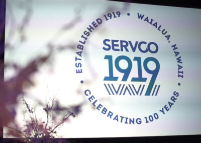 Servco 100th Anniversary Party